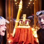 Granny and Ben close in on the crown jewels