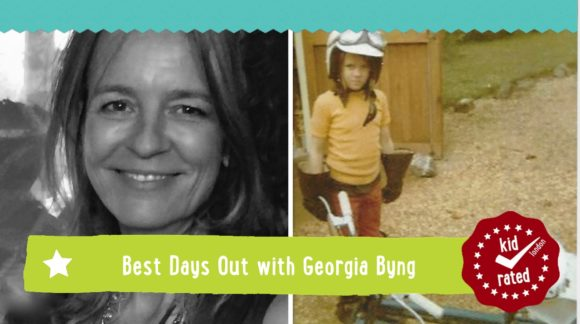 Best Days Out with Georgia Byng