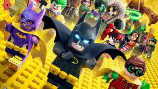 LEGO Batman and Robin to the rescue