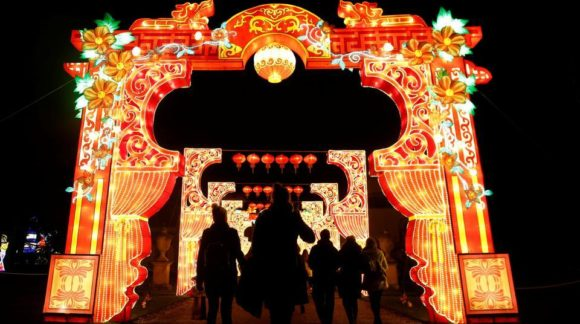 Win tickets to the Magical Lantern Festival this Half Term