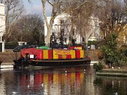 Puppet Theatre Barge Little Venice