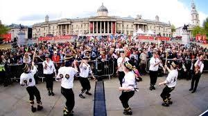 Feast of St George Trafalgar Square