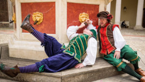 Horrible Histories Best of Barmy Britain comes to Hampton Court