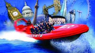 London RIB voyages KidRated reviews by kids family offers Captain Kidds Canary Wharf Voyage