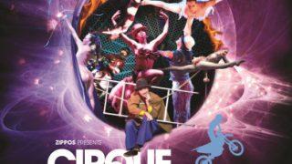 Cirque berserk zippos circus