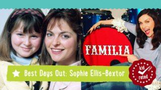 singer sophie ellis bextor best days out